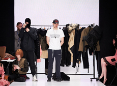 Lumiér Garson FOURTH DAY OF THE NEW SEASON OF MERCEDES-BENZ FASHION WEEK RUSSIA