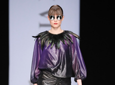Julia Dalakian SECOND DAY OF THE NEW SEASON OF MERCEDES-BENZ FASHION WEEK RUSSIA