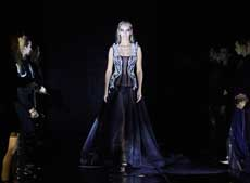 SENSUS COUTURE FIFTH DAY OF THE NEW SEASON OF MERCEDES-BENZ FASHION WEEK RUSSIA