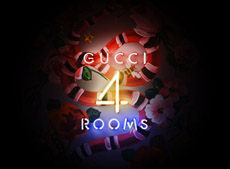 4 rooms by Gucci
