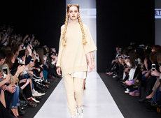 KETIone FOURTH DAY OF THE NEW SEASON OF MERCEDES-BENZ FASHION WEEK RUSSIA